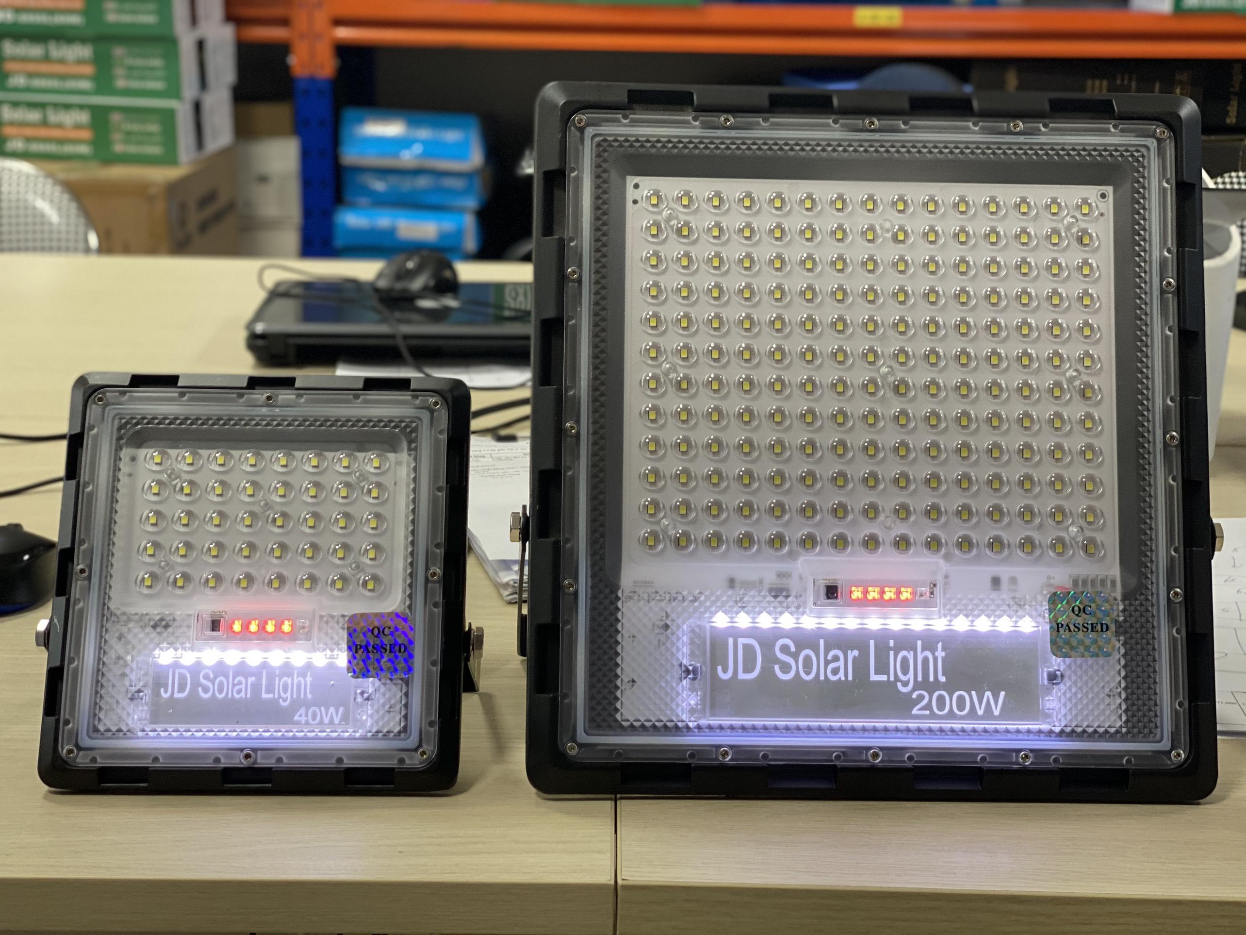 Đen pha NLMT JINDIAN công suất 300W - JD7300 - Hàng chính hãng