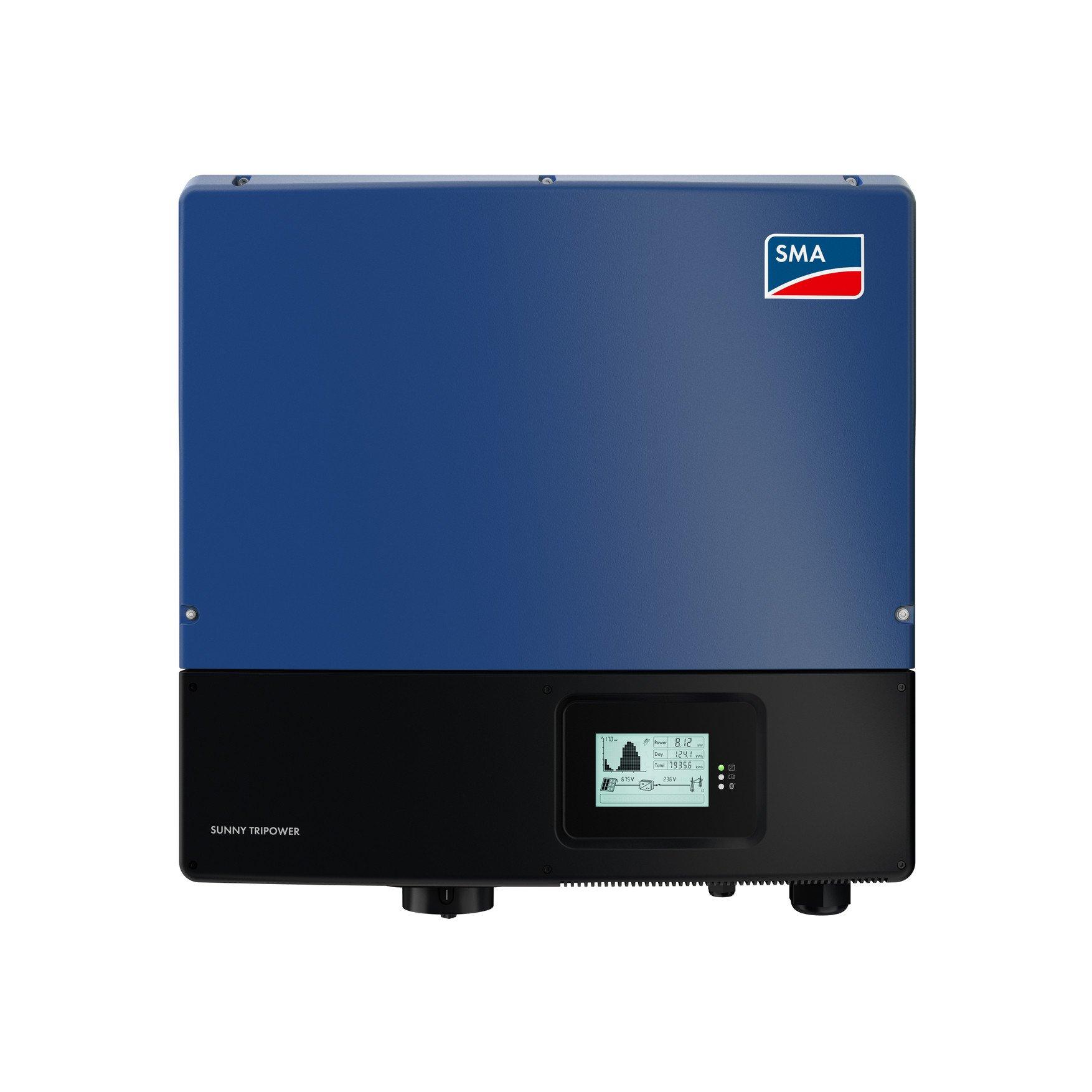 Inverter hoà lưới năng lượng mặt trời SMA SUNNY TRIPOWER 15kw-3pha
