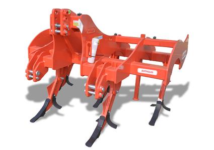 MODEL ARTIGLIO (200 - 390HP) - ĐỘ SÂU: 55 Cm