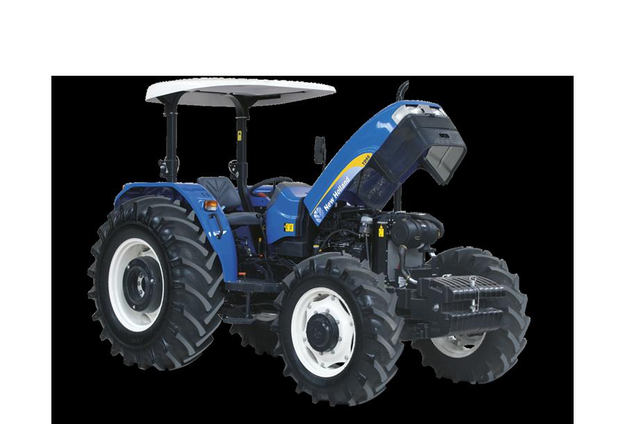TD95-4WD (98HP)