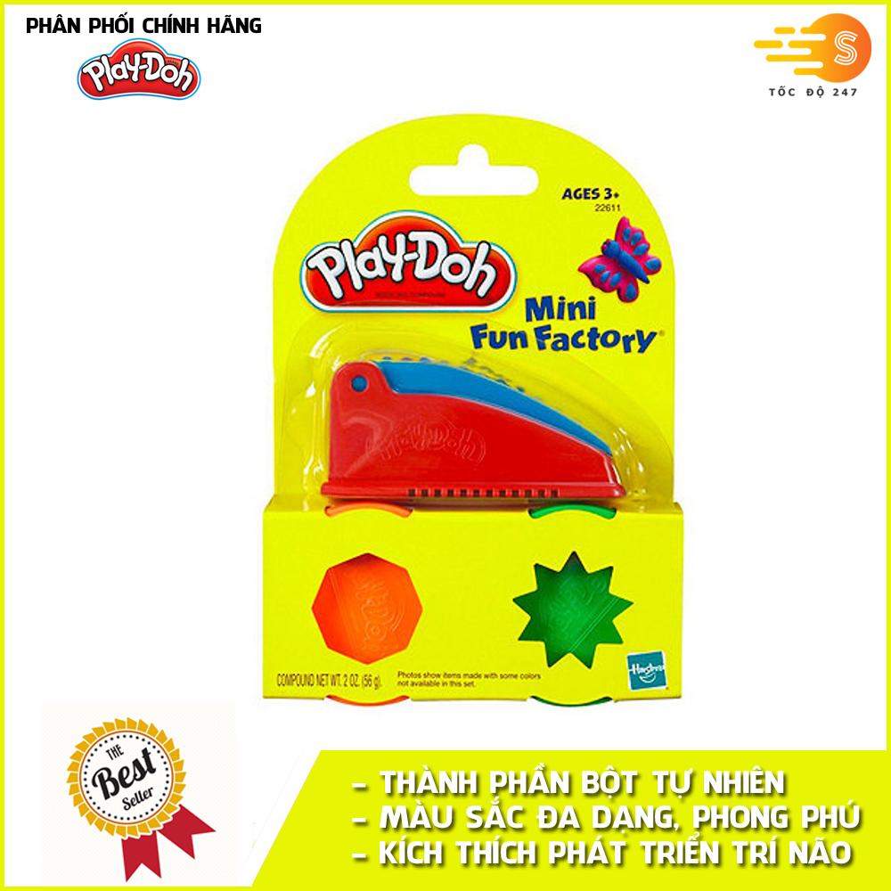 Bộ bột nặn tạo hình nhà máy vui vẻ mini Play-Doh 22611