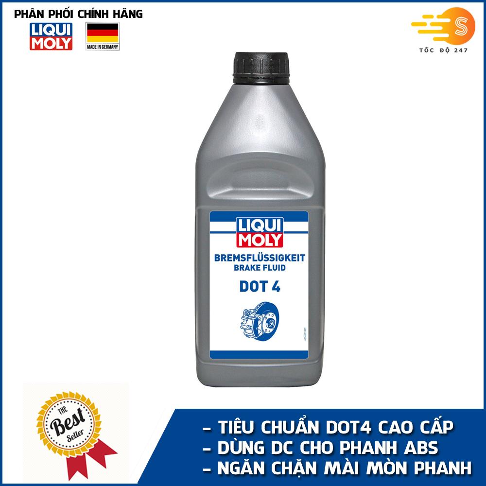 Dầu thắng DOT 4 cao cấp Liqui Moly 3093