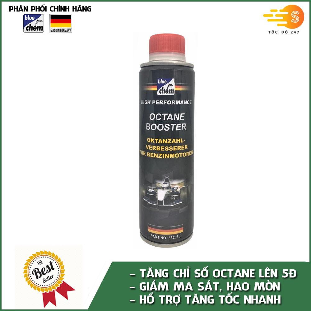 Phụ gia tăng chỉ số octane cho xăng Bluechem 33206E