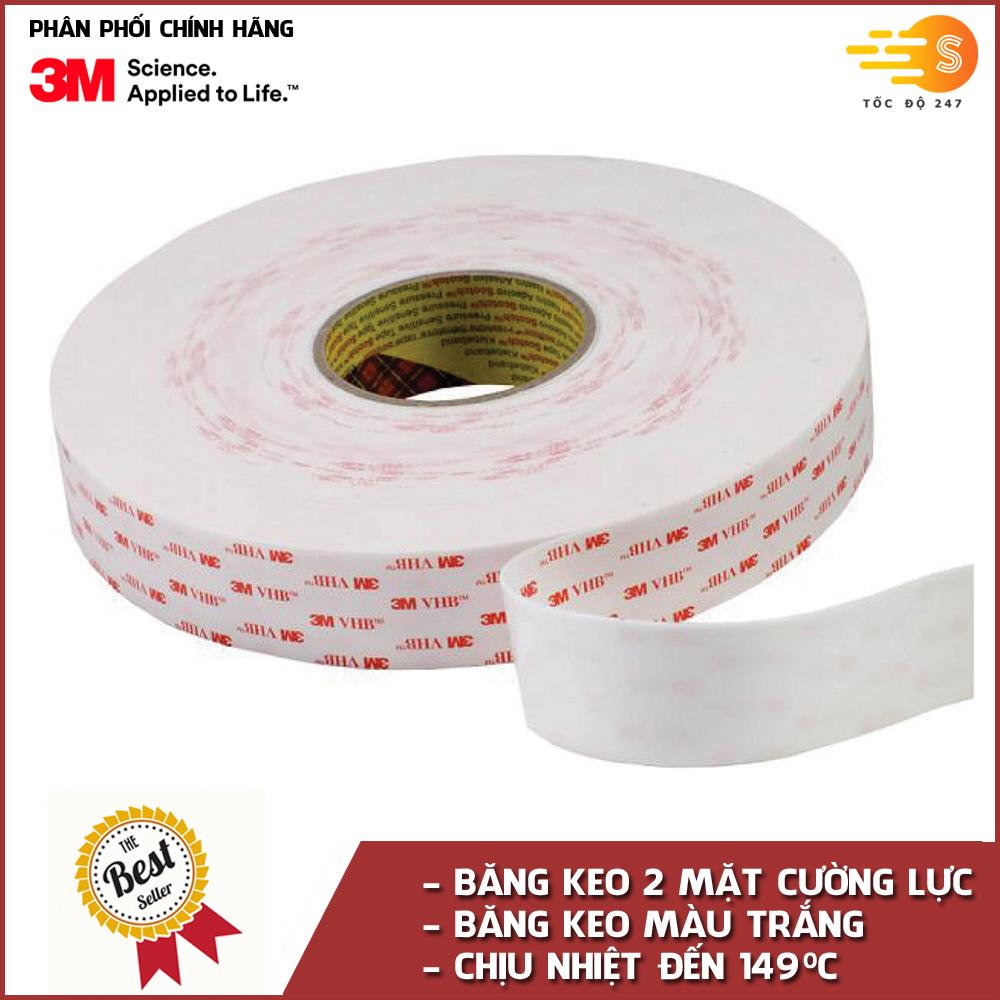 bang-keo-cuong-luc-mau-trang-3m-kho-08mm-x-33m-vhb-4945-08