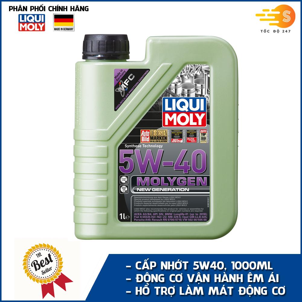 dau-nhot-tong-hop-xe-ga-molygen-liqui-moly-1l-5w40