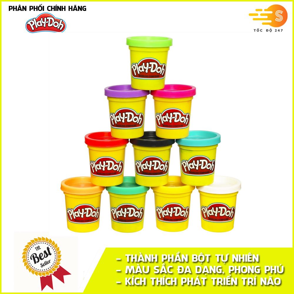 Bột nặn tạo hình 1 màu mini Play-Doh B5517A (màu ngẫu nhiên)