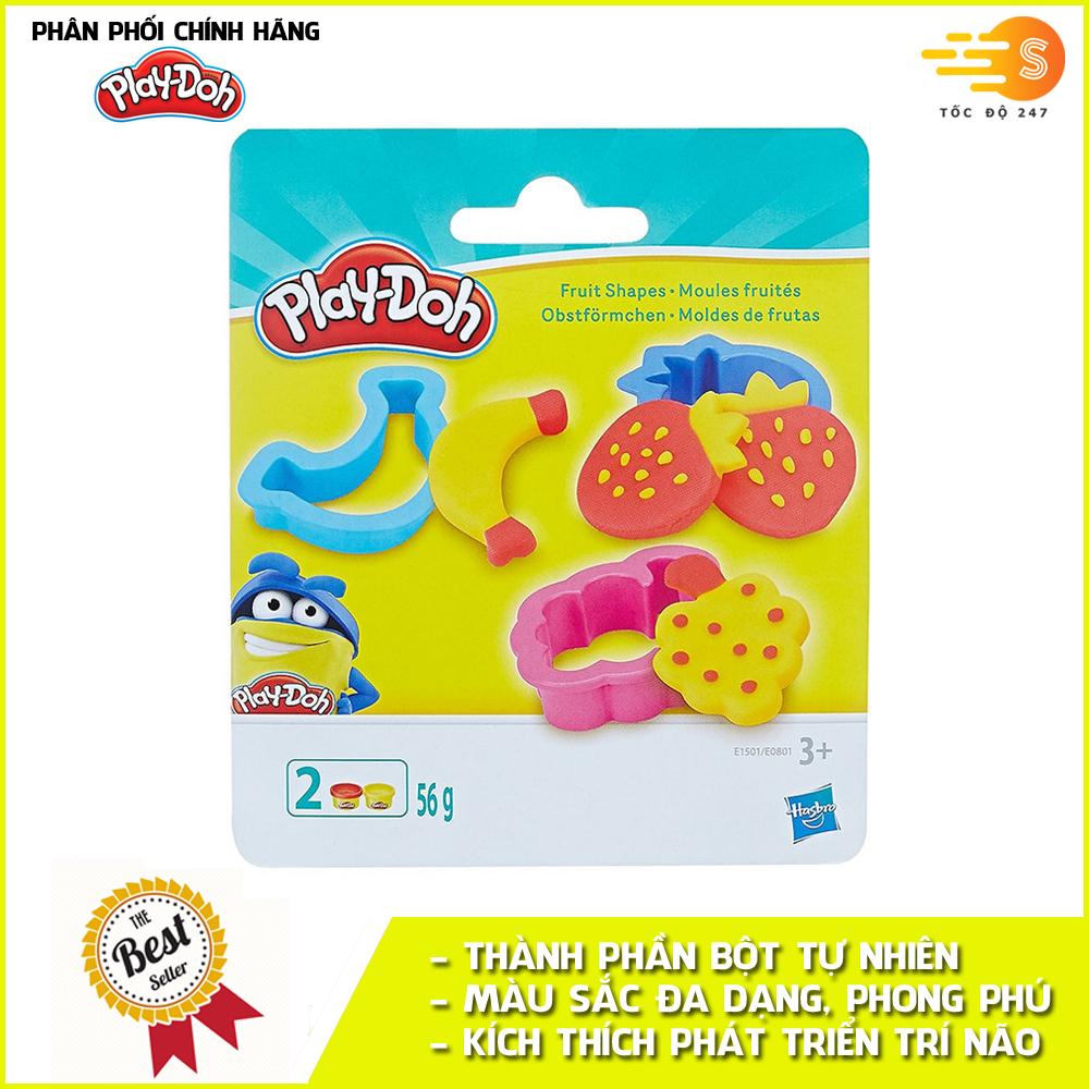 Bộ bột nặn tạo hình đầu đời Play-Doh E0801