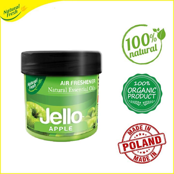 Gel khử mùi và tỏa hương thơm Jello Natural Fresh JL100