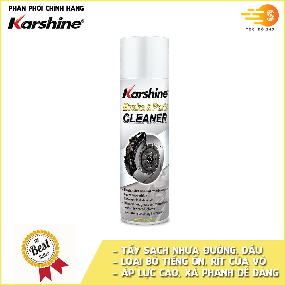 Dung dịch tẩy rửa phanh ô tô Karshine KA-BR500