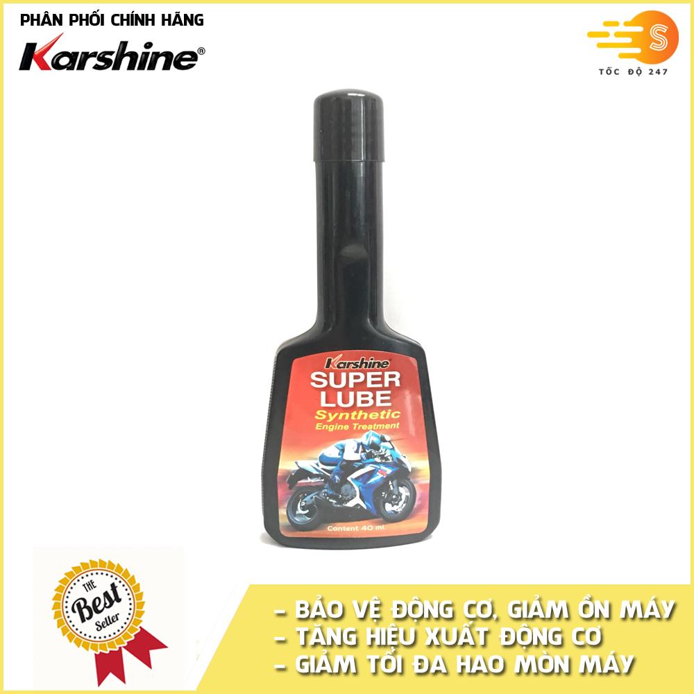 Phụ gia nhớt cho xe máy Karshine 40ml KA-SL40