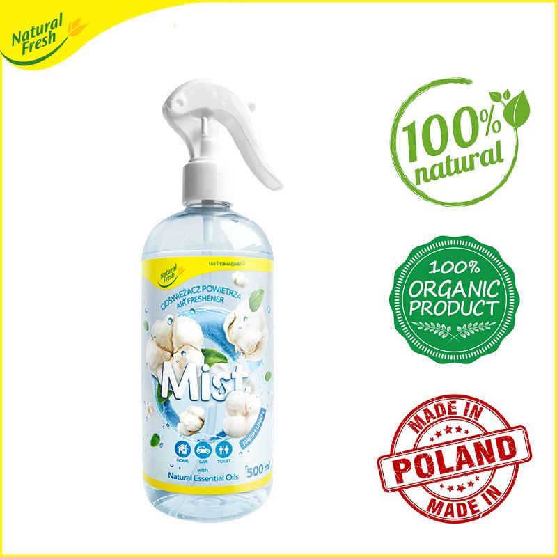 Nước hoa xịt phòng thiên nhiên tươi mát Mist Natural Fresh MI500