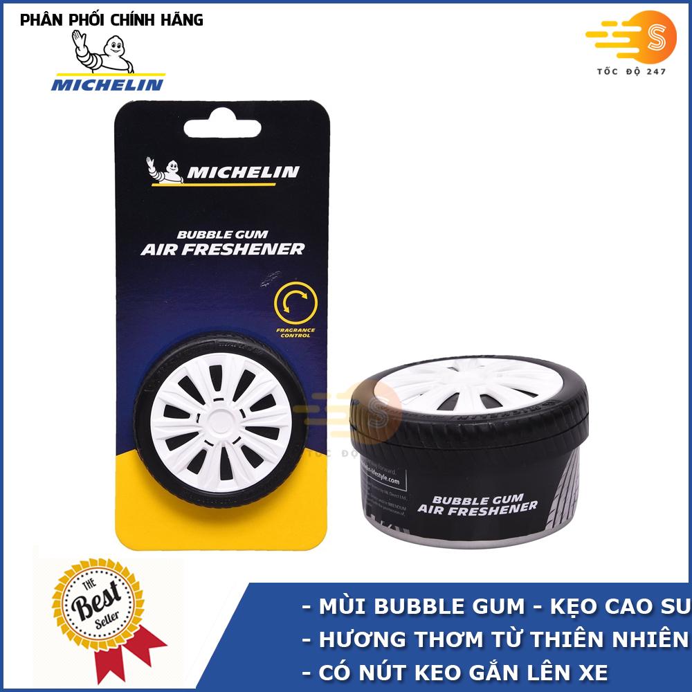 Nước hoa ô tô hình bánh xe Michelin W878 - Nhiều mùi hương