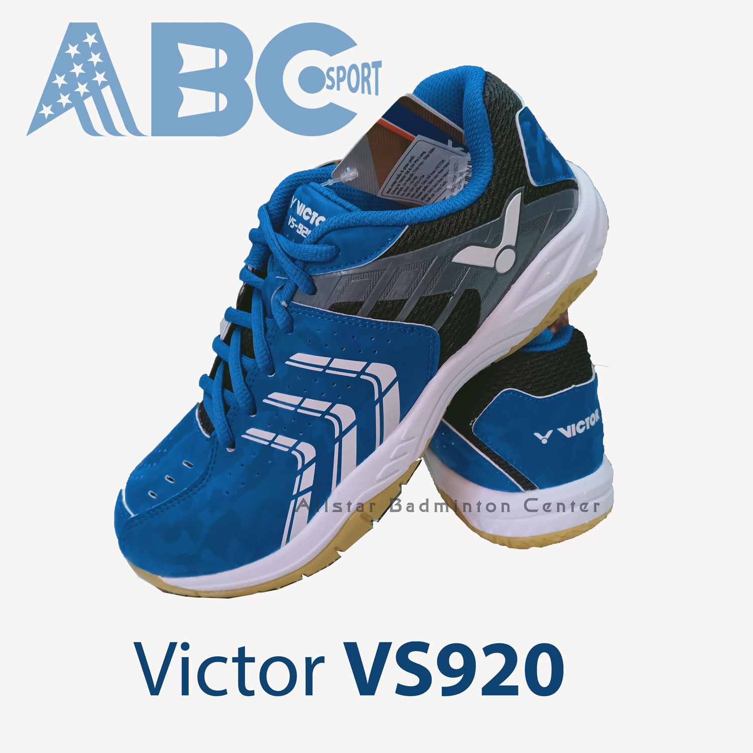 Giay cau long Victor VS 920 - Badminton Shoes VS 920