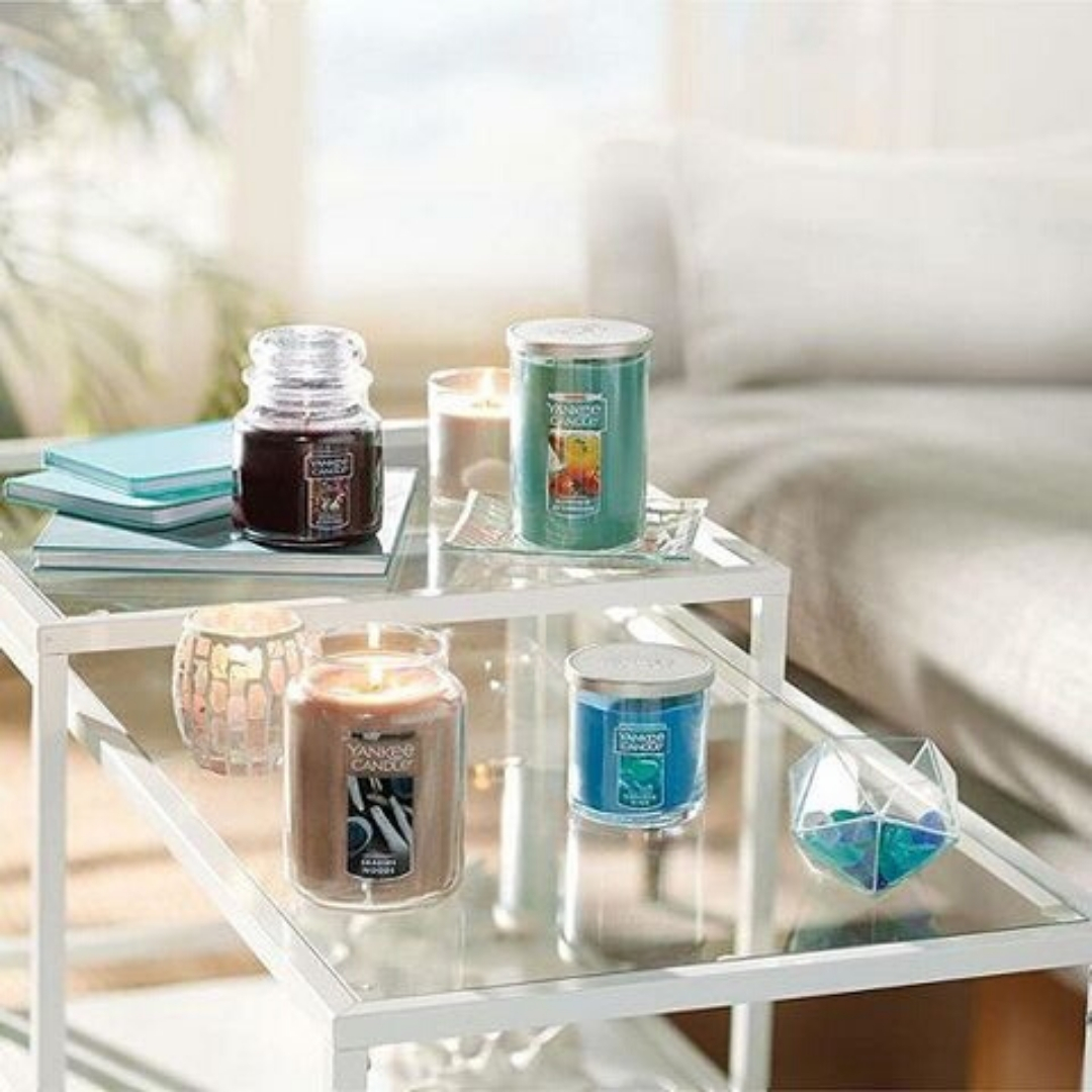 THE CORE COLLECTION – BỘ SƯU TẬP NẾN YANKEE CANDLE 2019