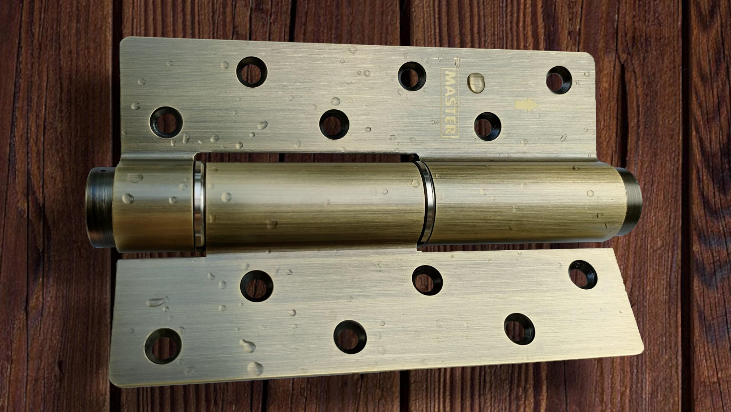 Bản lề tự động cho cửa gỗ (không phân hướng)