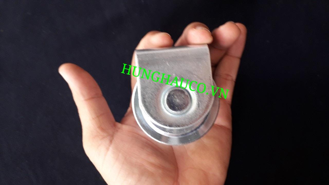 bánh xe 58mm - chạyray U 20mm