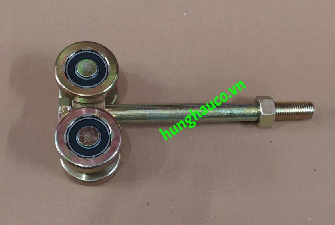 bánh xe treo cho máng dày 3.5mm (máng treo 8BN)