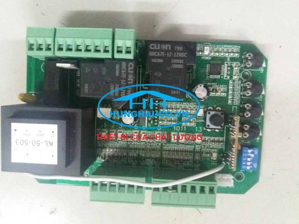 Bo mạch cổng lùa MASTER 400W khởi động mềm, dừng mềm  (không Remote)