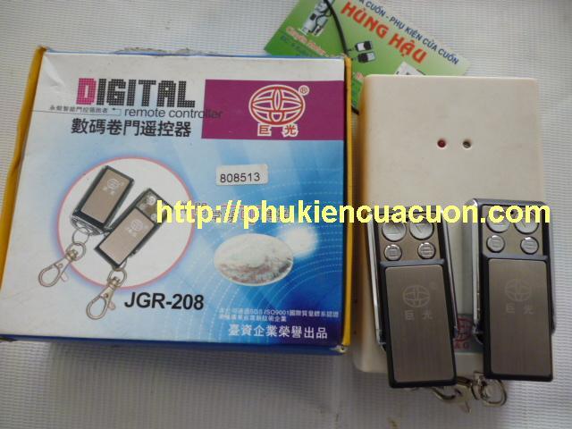 bộ Remote cửa cuốnJG 208