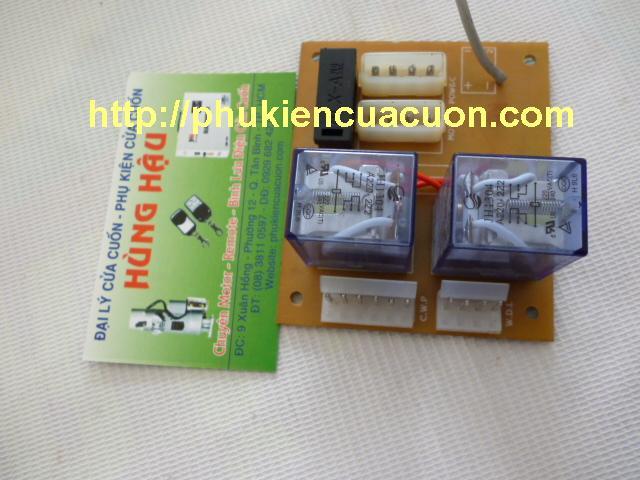 bo mạch điều khiển motor cửa cuốn YH
