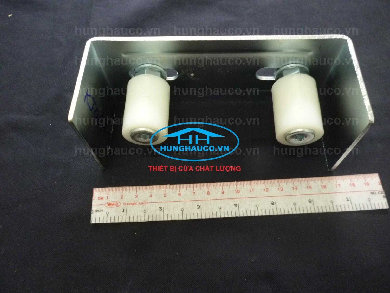 bộ dẫn hướng cổng lùa 2 lăn 30mm DH2-D30L