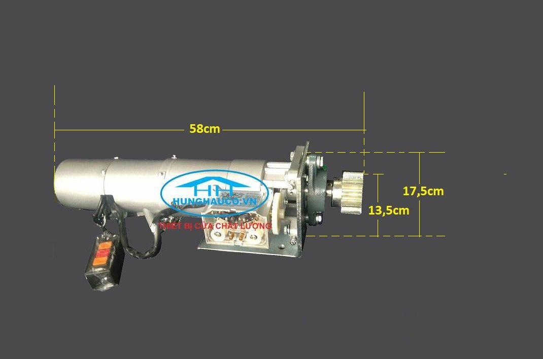 motor giếng trời (motor mái kính lùa)