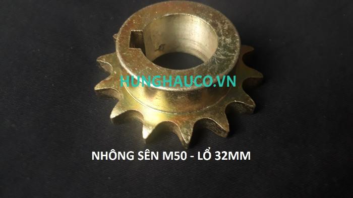 NHÔNG SÊN M50 - LỔ 32MM