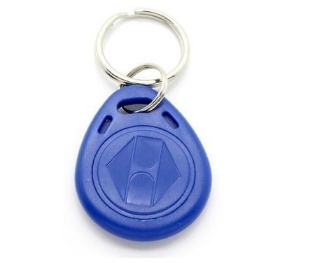thẻ từ  móc khóa RFID cho các thiết bị kiểm soát ra vào