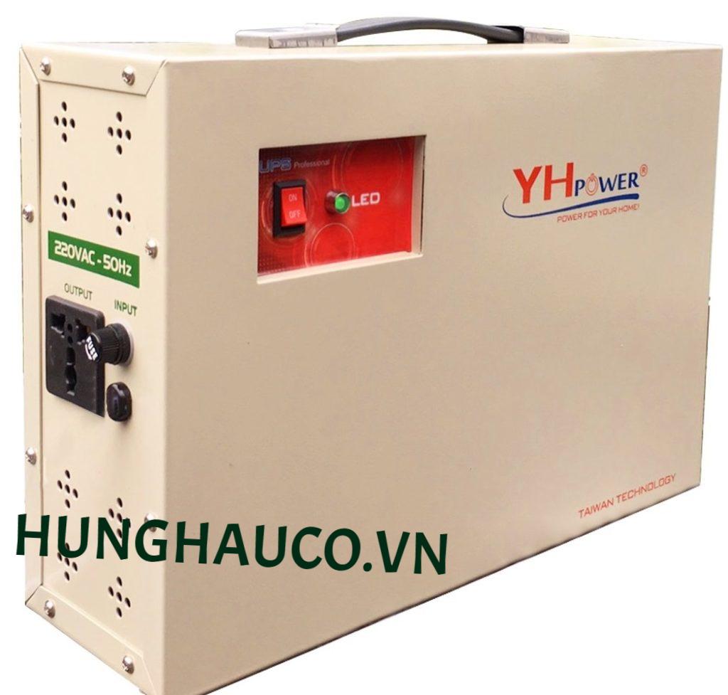 Bộ Lưu Điện cửa cuốn YH POWER 600 - 2B