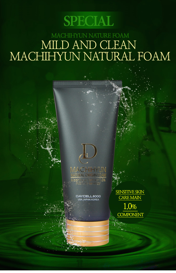 Day Cell Machihyun Natural Origin Foam