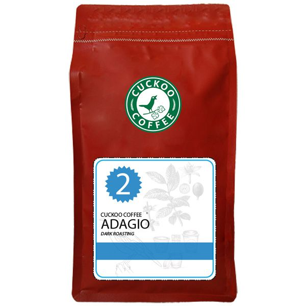Cuckoo Coffee ADAGIO - 1kg