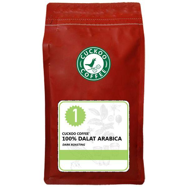 Cuckoo Coffee DALAT ARABICA - 1kg