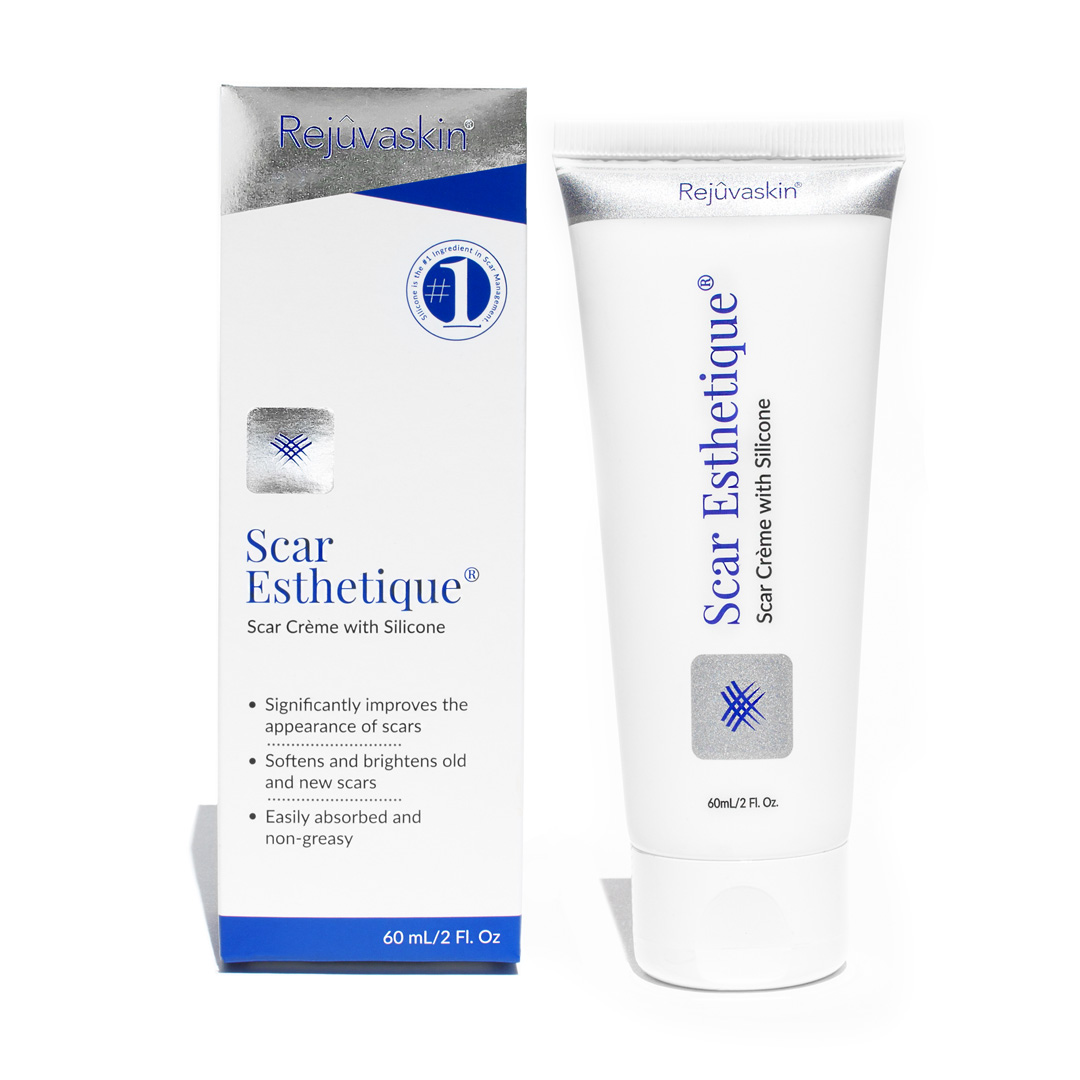 Scar Esthetique® Scar Cream with Silicone