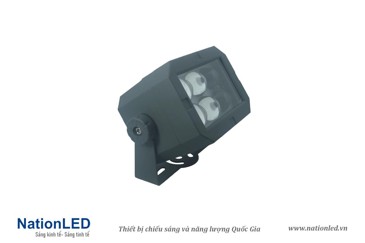 Đèn LED rọi cột cao cấp 18W - NationLED