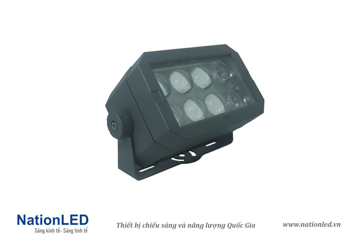 Đèn LED rọi cột cao cấp 24W - NationLED