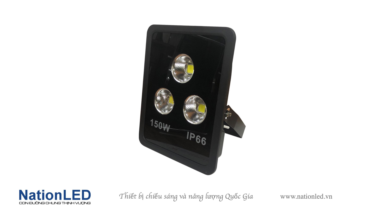 Đèn pha LED chip COB 150W - Cup Sport