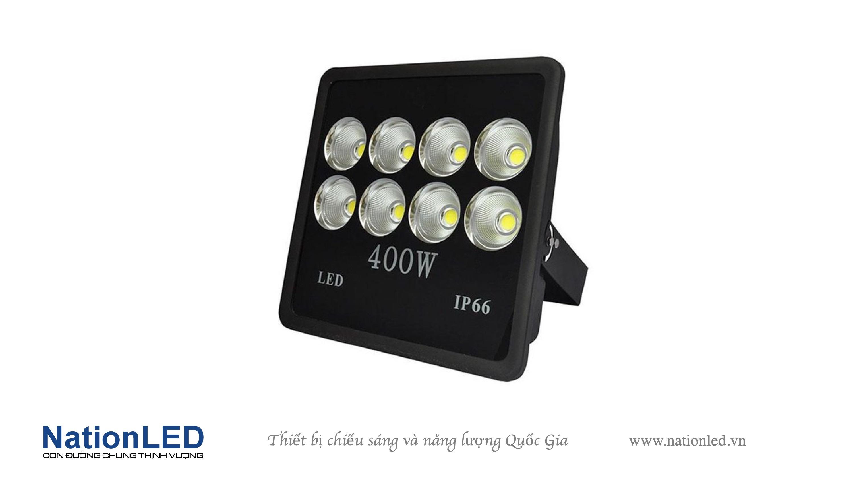 Đèn pha LED chip COB 400W - Cup Sport