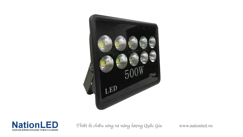 Đèn pha LED chip COB 500W - Cup Sport