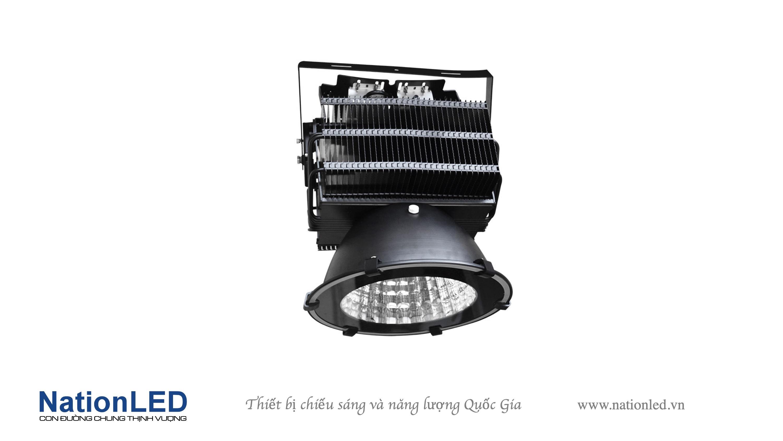 Đèn pha LED chip SMD 400W - Lighthouse