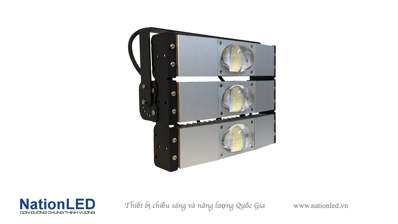 Đèn pha LED chip COB 150W - Modul