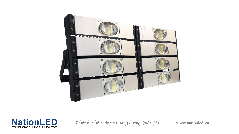 Đèn pha LED chip COB 400W - Modul