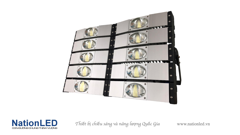 Đèn pha LED chip COB 480W - Modul