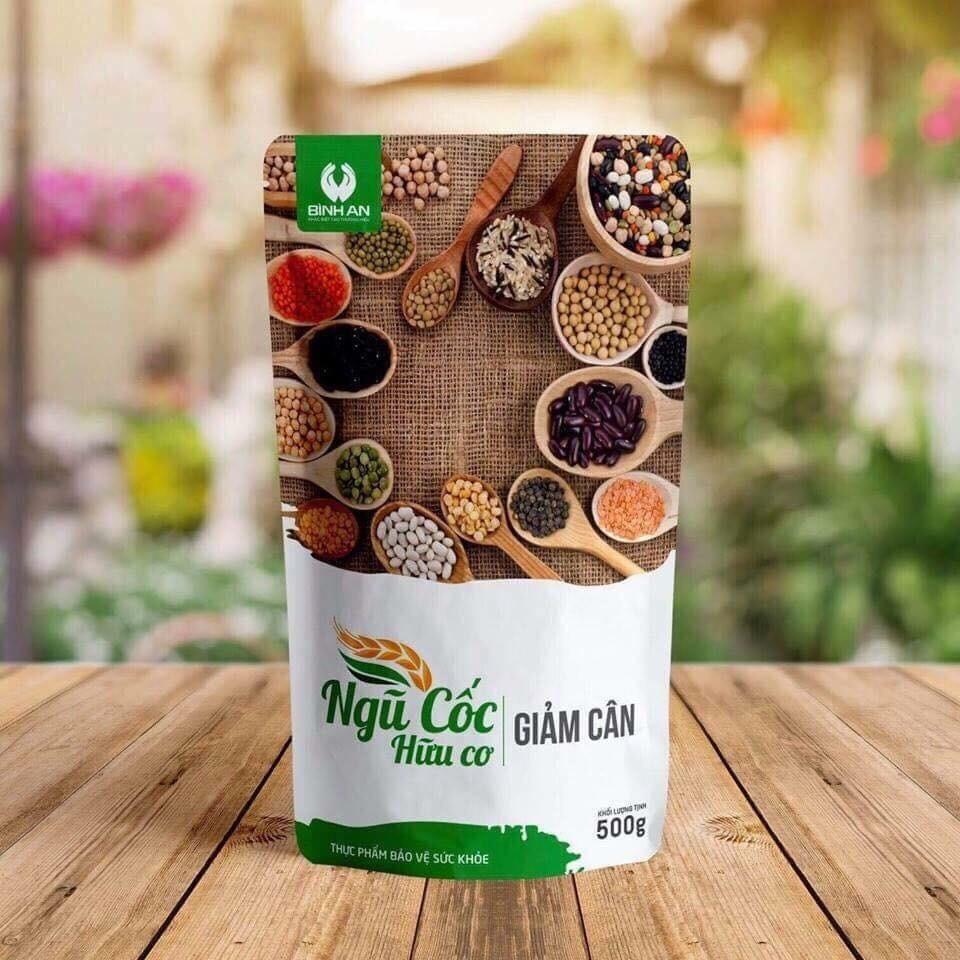 Bột ngũ cốc hữu cơ Bình An