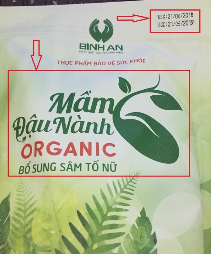 Nhận biết mầm organic chính hãng