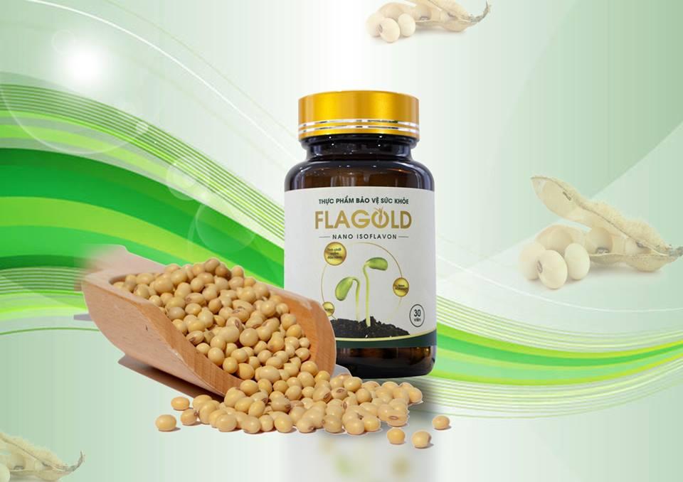 Mầm đậu nành fllagold