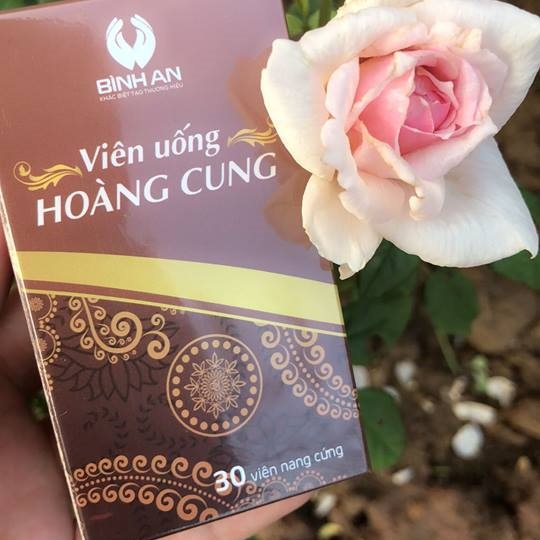 Viên uống hoàng cung Linh Spa Bình An