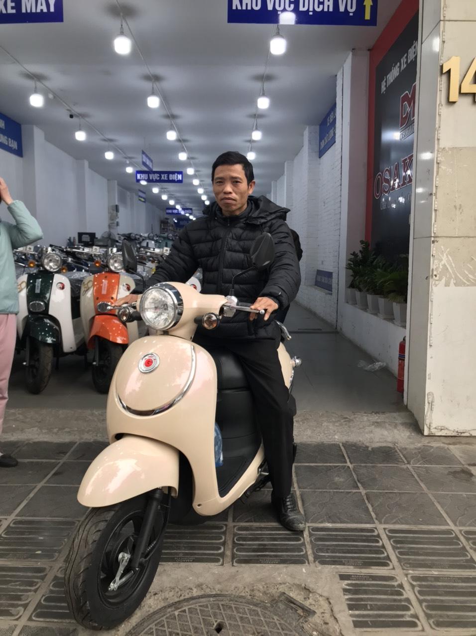 Giorn 50cc- Xe Điện Lan Anh