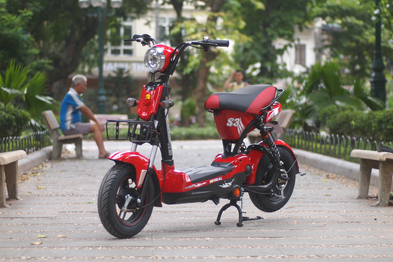 Xe đạp điện M133 S3