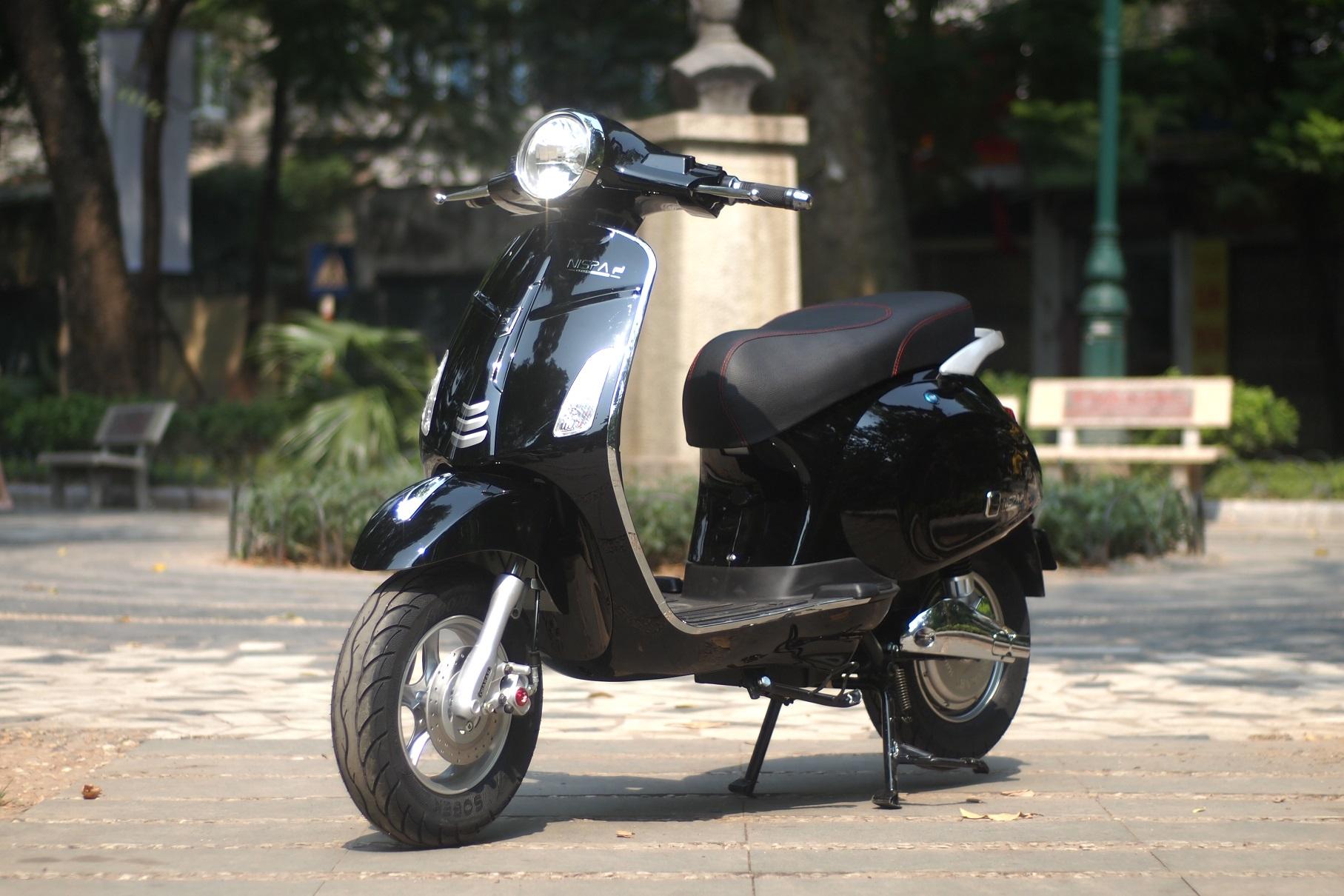 Xe máy điện Vespa Osakar