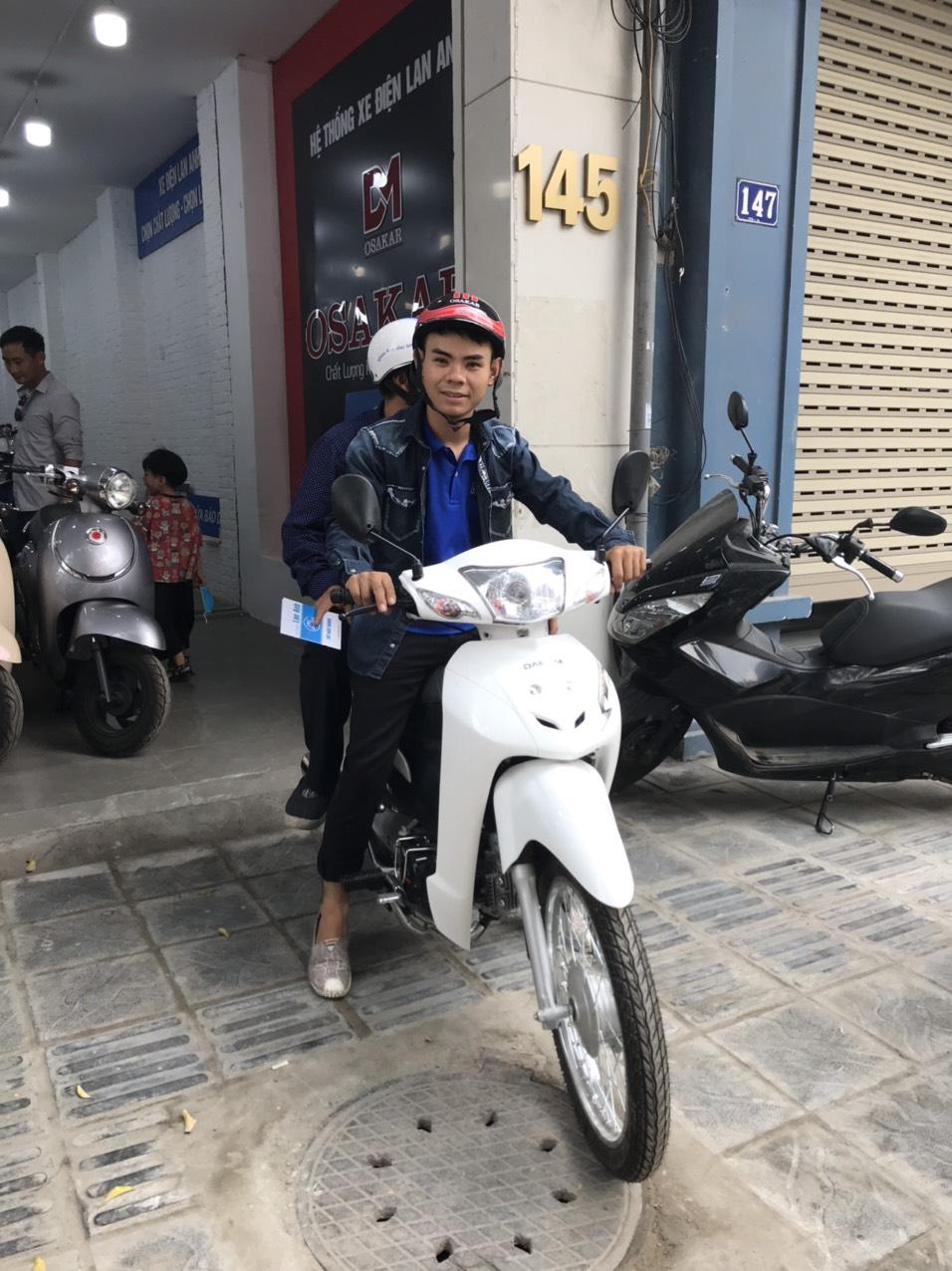 Xe máy 50cc